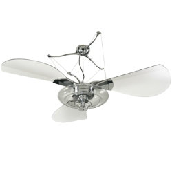 Jellyfish Ceiling Fan by Quorum