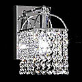 Broadway Square Wall Sconce by James R. Moder