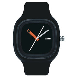 KAJ Watch by Alessi