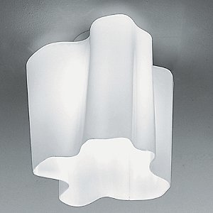 Logico Micro Single Semi-Flushmount by Artemide