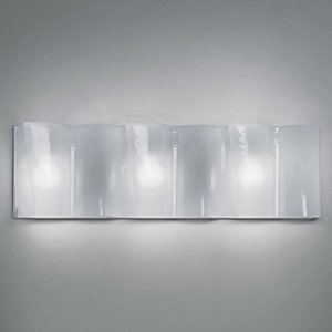 Logico Mini Triple Wall Sconce by Artemide