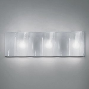 Logico Micro Triple Wall Sconce by Artemide