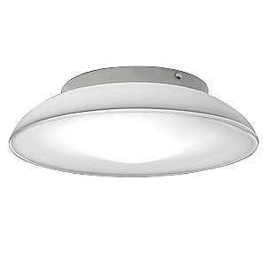 Lunex 17 Ceiling/Wall Light by Artemide