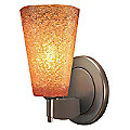 Bling II Round LED Sconce by Bruck Lighting