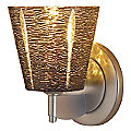 Bling I Round LED Sconce by Bruck Lighting Systems