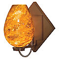 Bolero Diamond LED Sconce by Bruck Lighting