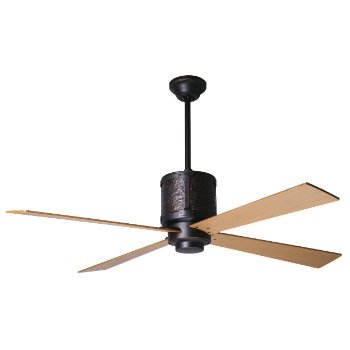 Bodega Ceiling Fan with Optional Light