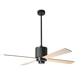 Flute Ceiling Fan with Optional Light by Period Arts