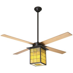 Library Ceiling Fan by Period Arts