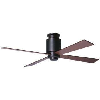 lapa hugger ceiling fan with optional light by period arts. Black Bedroom Furniture Sets. Home Design Ideas