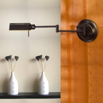 Double-Jointed Swingarm Wall Sconce No.8170/1