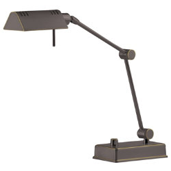Halogen Table Lamp No. 8346/1 by Holtkoetter