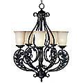Bordeaux Chandelier by Maxim Lighting