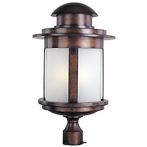Carmel Post Light by Maxim Lighting