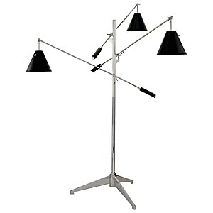 Treluci Floor Lamp by Sonneman