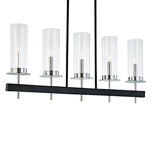Tuxedo Linear Suspension by Sonneman