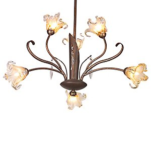 Bloom Chandelier by ET2