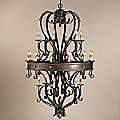 Colossus Chandelier by Currey & Company