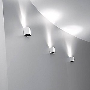 Micro Box Wall Sconce by OTY Light