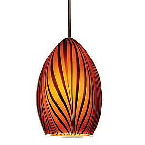 Tigra Pendant by WAC Lighting (Incl. Canopy & Transfomer)