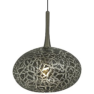 Crinkle Pendant by LBL Lighting