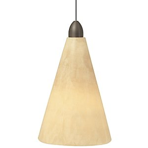 Onyx Cone Pendant by LBL Lighting