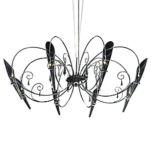 Belleza 8 Light Chandelier by ET2