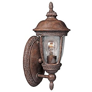 Knob Hill Outdoor Wall Sconce by Maxim Lighting