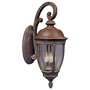 Knob Hill Outdoor Hanging Wall Sconce by Maxim Lighting