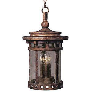 Santa Barbara Aluminum Outdoor Pendant by Maxim Lighting