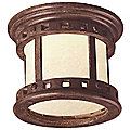 Santa Barbara Outdoor Flushmount by Maxim Lighting