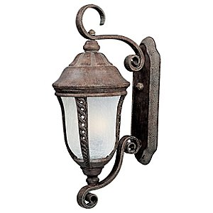 Whittier Fluorescent Hanging Outdoor Wall Sconce by Maxim Lighting