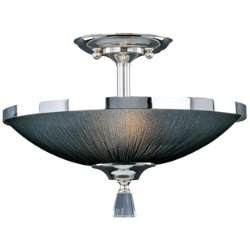 Elite Semi-Flushmount by Maxim Lighting