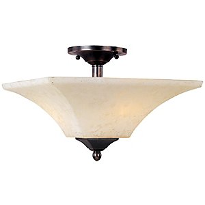 Mission Bay Semi-Flushmount by Maxim Lighting