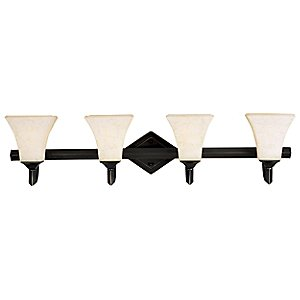 Mission Bay Vanity Wall Sconce by Maxim Lighting