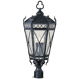 Canterbury Post Light by Maxim Lighting