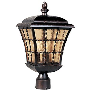 Orleans Post Light by Maxim Lighting