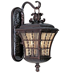 Orleans Hanging Outdoor Wall Sconce by Maxim Lighting