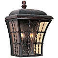Orleans Flush Outdoor Wall Sconce by Maxim Lighting