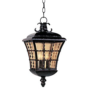 Orleans Outdoor Pendant by Maxim Lighting
