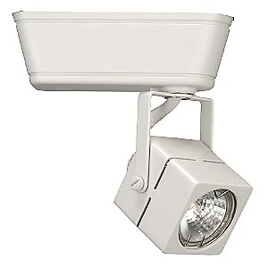 Low Voltage Square 1102 Track Head by WAC Lighting