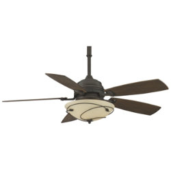 Leaf Standard Ceiling Fan by Fanimation