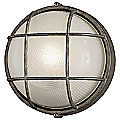 Oceanview Outdoor Wall Sconce Round by Forecast Lighting