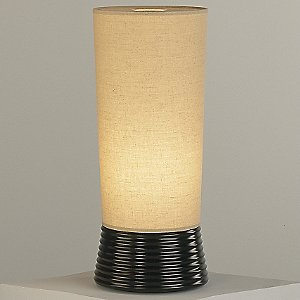 Fuzo Maya Long Table Lamp by Robert Abbey