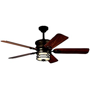 Chicago Ceiling Fan by Kichler