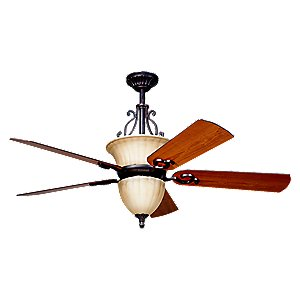 Cottage Grove Ceiling Fan by Kichler