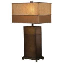 Quadralli No. 331510 Table Lamp by Fine Art Lamps