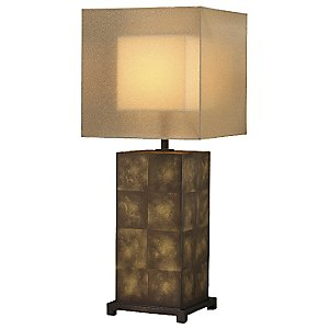 Quadralli No. 330210 Table Lamp by Fine Art Lamps
