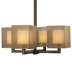 Quadralli No. 331240 Chandelier by Fine Art Lamps