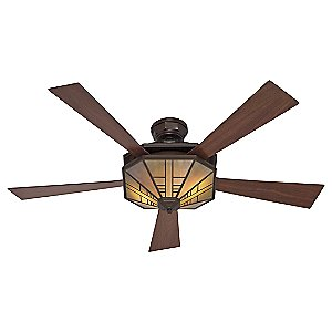 1912 Mission Ceiling Fan by Hunter Fans